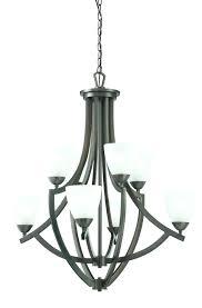 modern bronze chandelier metal 18 light oil rubbed candle style modern bronze chandelier