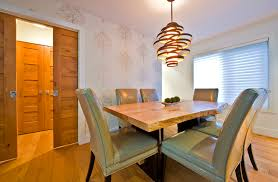 funky kitchen lighting. funky light fixtures dining room contemporary with green chairs live kitchen lighting y