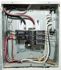 new panel works for a while, then gfci trips repeatedly Spa Gfci Breaker Wiring Diagram the 50 amp line goes to a spa panel of which i replaced the gfci from a 50 to a 30 amp then i wired a 4 prong dryer outlet below it 240 Volt Delta Wiring Diagram