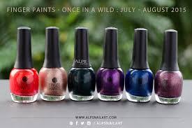 Finger Paints Nail Color Tepaksirehblog Com