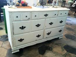 how to antique white furniture. Old White Distressed Dresser How To Antique Furniture