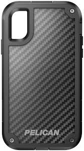 apple x phone case. shield case for apple iphone x - black phone c