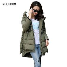 mecebom 2017 the warmest winter clothing women s thickened clothing women jackets coats down alternative down jacket parkas parkas mecebom 2017 the