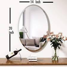 bathrooms wall mirror basin mirror size