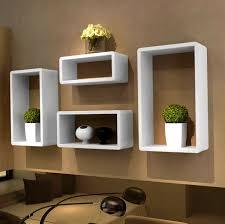 Wall Shelves Living Room Wall Shelves Design In Kitchen Bat Decoration Ideas Exquisite