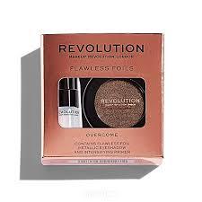 Makeup Revolution, Набор Тени и Праймер Flawless Foils, 2 Гр + ...