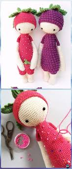 Free Patterns Crochet Extraordinary Designing Crochet Doll Patterns For You Thefashiontamer