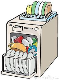 dishwasher clipart black and white. pin microsoft clipart dishwasher #3 black and white e
