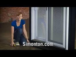 how to fix the gap on your patio door