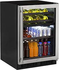 wine and beverage center. Plain Wine Marvel 24u0026quot Dual Zone Wine And Beverage Center Right Hinge Throughout And Center E