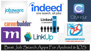 best job search apps best job search websites and recruitment apps for free download 2017