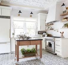 134 Best White Kitchen Tile images in 2019 | Kitchen floor tiles ...