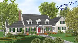 Cape Cod Style House Houses  Building Plans Online  51797Cape Cod Home Plans