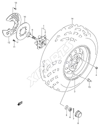 Bild für kategorie front wheel