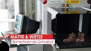 Bomschoen de Q-musical // Mattie & Wietze @ Q-music