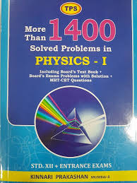 tps more than solved problems in physics for std th and tps more than 1400 solved problems in physics 1 for std 12th and jee neet in swati saranjame nitin agresar books