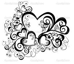 Small Picture 92 best Advanced Coloring Pages Hearts images on Pinterest