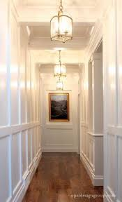 hall lighting ideas. opal design group high gloss hallway lightinghallway ideaswainscotingwhite hall lighting ideas a