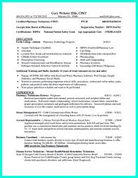 Pin On Resume Template Pinterest Pharmacy Technician And Pharmacy