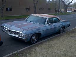 Down On The Mile High Street: 1967 Chevrolet Impala - The Truth ...
