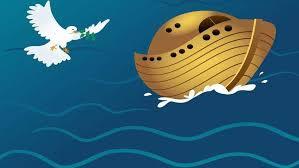 """מה מעכב את יציאת נוח מהתיבה? – """" בה י צא מן הת """""""