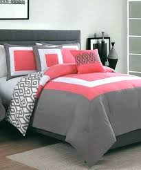 grey chevron comforter c bedding and turquoise sets lovely loving this gray queen