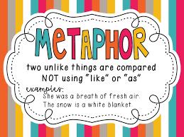 Figurative Language Teach Run Create
