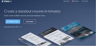 Top 5 Online Free Cv Maker Sites Resume Generator Sites List