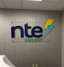 C Design Charlotte Nc Nte Energy Sign By Jc Signs C Jc Signs Office Photo