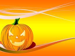 Pumpkin Backgrounds Design Holiday Orange Templates Free Ppt