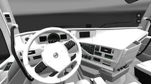 volvo trucks interior 2013. whiteinteriorforvolvofh2013ets21 volvo trucks interior 2013
