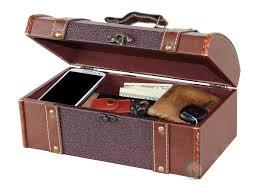 Suitcase With Drawers Storage Trunks Amazoncom