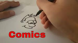 Comics Zeichnen Lernen Grundlagen Schritt Für Schritt Für Anfänger