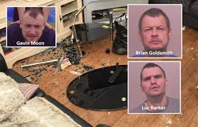 Two men convicted of murder of father-of-two Gavin Moon : Northumbria Police