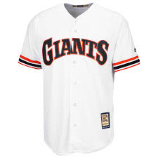 White Francisco Men's Cool Jersey Base San Team Giants Cooperstown Majestic cffbeadccce Ultimate Sports Activities Weblog