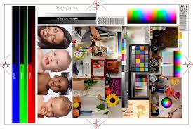 color laser printer test page. Modren Laser Color Laser Printer Test Page 21 With And S