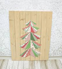 paper christmas tree wall art materials on wood pine tree wall art with paper pieced christmas tree wall art tutorial