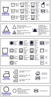 Clorox Care Symbol Chart 20 Tricks For Taking Care Of Your Clothes That Will Change