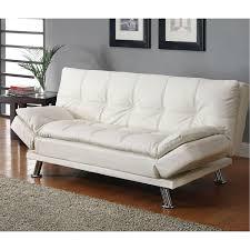coaster furniture  contemporary futon sleeper sofa bed in