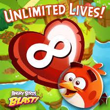 Free the birds TODAY! 🦅🐦🐧❤️ Go to BLAST... - Angry Birds Blast