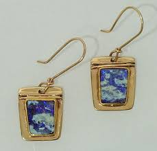 opal earrings at cambridge artists cooperative