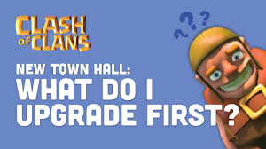 Clash Of Clans Townhall Upgrade Guide