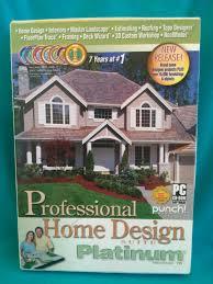 Punch Home Landscape Design Professional V19 Punch Software Professional Home Design Suit Platinum