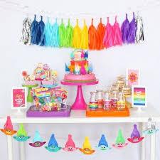 birthday party homemade ideas