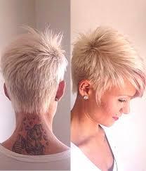 Dámský účes Hedgehog Fotky Nápadů Pro Různé Délky Vlasů A čerstvá