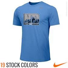 Nike Team Legend Custom Dri Fit Shirts Elevation Sports
