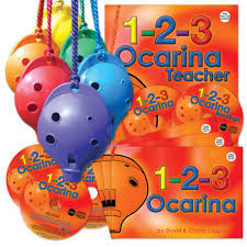 1 2 3 Ocarina Class Pack For 30 Ocarina Players With Free Resources