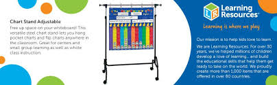 Hanging Chart Stand
