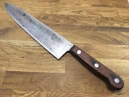 214 Best Carbon Steel CHEF Knives VINTAGE Kitchen Cutlery Images Carbon Steel Kitchen Knives