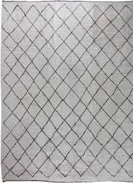 oversized modern moroccan rug